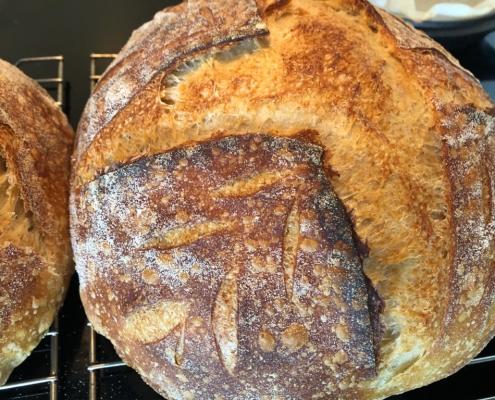 Winning Sourdough Loaf