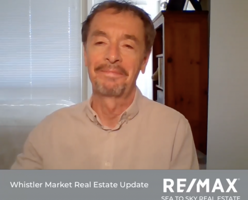 Whistler Market Update with Bob and Luxury Homes