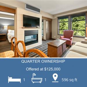 Whistler read estate quarter share
