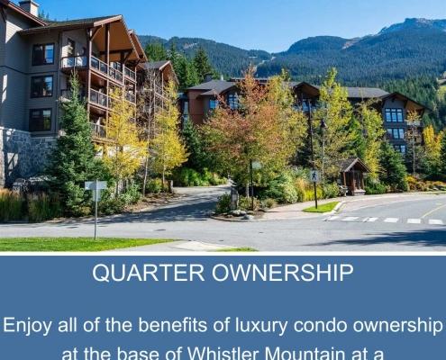 whistler quarter ownership