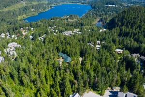 Alta Lake in Whistler for a vacation home